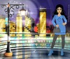 Cartoon: Dress up game (small) by Nicoleta Ionescu tagged dress,up,game