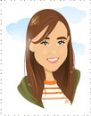Cartoon: Ellen Page (small) by Nicoleta Ionescu tagged ellen,page