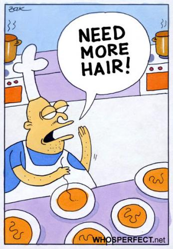 Cartoon: hair (medium) by WHOSPERFECT tagged hair