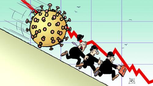 Wie passt so etwas zusammen?  Die Wirtschaft ächzt, die Börse boomt!