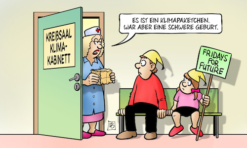 Cartoon: Klimapaketchen (medium) by Harm Bengen tagged klimapaketchen,schwere,geburt,kreißsaal,klimakabinett,klima,entscheidungen,klimapolitiker,entbindung,krankenhaus,fridays,for,future,klimawandel,klimakatastrophe,klimastreik,michel,harm,bengen,cartoon,karikatur,klimapaketchen,schwere,geburt,kreißsaal,klimakabinett,klima,entscheidungen,klimapolitiker,entbindung,krankenhaus,fridays,for,future,klimawandel,klimakatastrophe,klimastreik,michel,harm,bengen,cartoon,karikatur