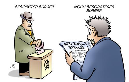 Besorgter Bürger