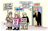 Cartoon: AfD und Mutti (small) by Harm Bengen tagged merkel,mutti,afd,cdu,kurswechsel,lieb,harm,bengen,cartoon,karikatur