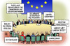 Cartoon: Gegensanktionen (small) by Harm Bengen tagged wirtschaftssanktionen,russland,ukrainie,handel,sanktionen,eu,europa,harm,bengen,cartoon,karikatur