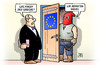 Cartoon: Griechen-Folter (small) by Harm Bengen tagged folter,gipfel,grexit,schulden,institutionen,hilfe,griechen,eurozone,ezb,iwf,troika,eu,euro,europa,griechenland,harm,bengen,cartoon,karikatur