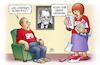 Cartoon: Groko-Werbung (small) by Harm Bengen tagged groko,werbung,spd,brandt,harm,bengen,cartoon,karikatur