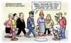 Cartoon: Kleiner Kreis (small) by Harm Bengen tagged sehenswürdigkeiten,brüssel,merkel,hollande,tsipras,griechenland,kleiner,kreis,touristen,harm,bengen,cartoon,karikatur