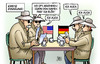 Cartoon: No-Spy-Abkommen (small) by Harm Bengen tagged nospyabkommen,einigung,verhandlungen,no,spy,abkommen,abhoeren,unter,freunden,guardian,washington,post,edward,snowden,europa,usa,grossbritannien,staatschefs,obama,nsa,gchq,bnd,verfassungsschutz,geheimdienst,geheimdienste,ueberwachung,merkel,mobiltelefon,ha