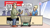 Cartoon: Tengelmann-Schlichter (small) by Harm Bengen tagged tengelmann,kaisers,ausverkauf,filiale,angebot,supermarkt,zerschlagung,flasche,bier,schlichter,altkanzler,gerhard,schröder,rewe,edeka,harm,bengen,cartoon,karikatur