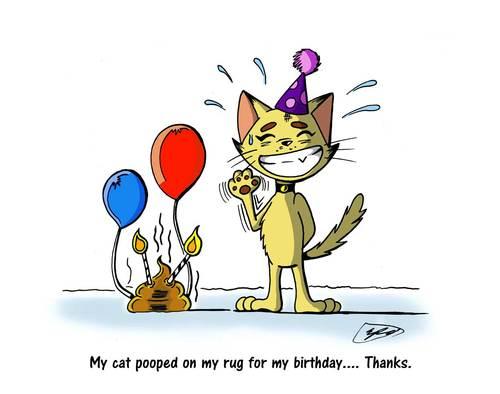 happy birthday cartoon images. Cartoon: Happy Birthday