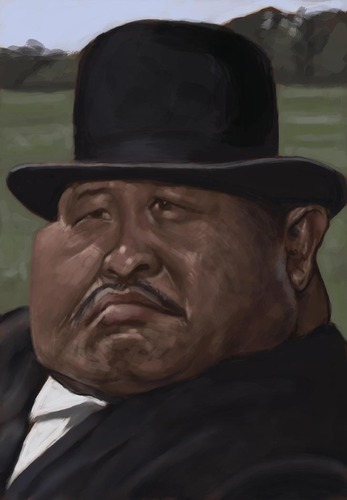 OddJob By jonesmac2006 | Famous People Cartoon | TOONPOOL