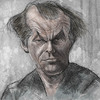 Cartoon: Jack sketch (small) by jonesmac2006 tagged caricature