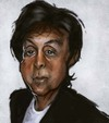 Cartoon: Paul (small) by jonesmac2006 tagged paul,mccartney