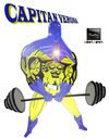 Cartoon: Capitan Verona... a colori! (small) by csamcram tagged csam,cram,capitan,verona,super,heroe,supereroe,supereroi,superheroe,superheroes,superhelden,superheld