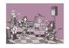 Cartoon: Graphic Novel Cover (small) by Juls tagged cover