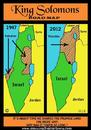 Cartoon: King Solomons Road Map (small) by Mike Baird tagged israel,palestine,map,peace