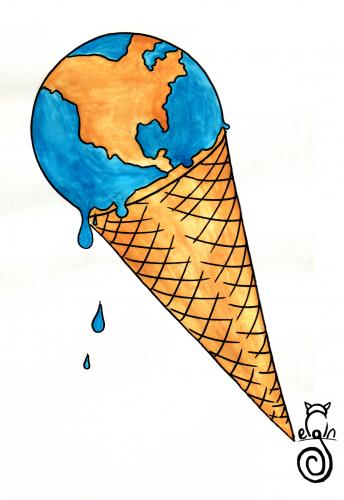 Is global warming a matter of great concern?