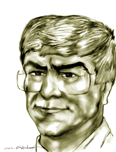 Cartoon: hrant dink1 (medium) by muharrem akten tagged hrant,dink,cartoon,cartoonist,killer,terror,turkish,muharrem,akten
