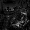 Cartoon: It was a man! No! A wolf! (small) by nootoon tagged wolf,death,nootoon,art,germany,illustrator,ilmenau