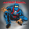 Cartoon: my comic hero (small) by komikadam tagged my,comic
