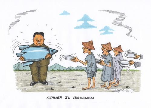 ... ,nordkorea,kim,jong,un,wasserstoffbombe,hunger,isolation,nordkorea
