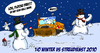 Cartoon: Winter vs Streudienst (small) by Grayman tagged salz,winter,streudienst