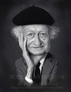 Cartoon: Linus Carl Pauling (small) by rocksaw tagged caricature,study,linus,carl,pauling