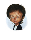 Cartoon: Paul McCartney (small) by rocksaw tagged paul,mccartney