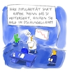 Cartoon: Gott (small) by Holga tagged gott,unpopulär,dschungelcamp