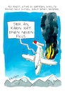Cartoon: Nix verpassen! (small) by Holga Rosen tagged smombie,flugzeugabsturz,facebook,newsfeed