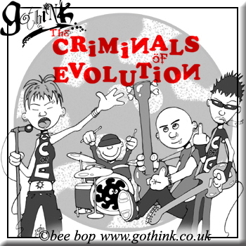 Cartoon: Gothink Gallery Two (medium) by gothink tagged comic,criminals,evolution,noodles,goth,punk,rock,cyberpunk,steampunk,music,bands,animated,animation,cartoon,comix,underground,alternative,art,space