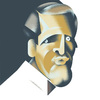 Cartoon: Paul Newman (small) by Michele Rocchetti tagged paul newman actor hollywood
