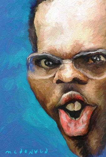 Cartoon: PATRICIO LUMUMBA (medium) by allan mcdonald tagged lumumba
