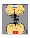 Cartoon: Gas (small) by ismail dogan tagged turkey