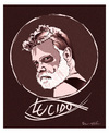 Cartoon: LUCIDO !.. (small) by ismail dogan tagged luciando
