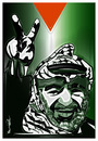 Cartoon: YASSER ARAFAT (small) by ismail dogan tagged yasser,arafat