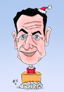 Cartoon: sarkozy (small) by emre yilmaz tagged sarkozy,france,president