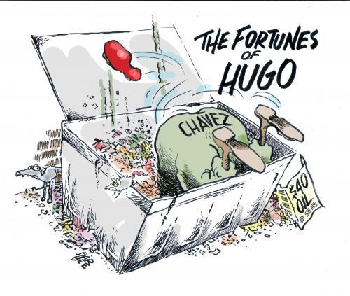 Cartoon Hugo Cartoon Hugo Chavez Medium