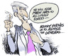 Cartoon: blah blah kerry (small) by barbeefish tagged mcchrystal