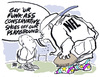 Cartoon: DESCRIMINATION (small) by barbeefish tagged wethem