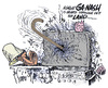 Cartoon: the bill passes (small) by barbeefish tagged biggovt