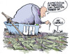 Cartoon: UN (small) by barbeefish tagged ineffective