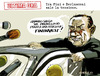 Cartoon: Fininvest (small) by portos tagged fini,berlusconi,pdl
