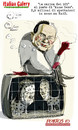 Cartoon: Silvio Demon (small) by portos tagged berlusconi,rai2,santoro,travaglio,annozero,carica101