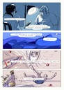 Cartoon: The X Fin Story page 4 (small) by portos tagged giannutri,sub,xfile,fini,president,chamber,of,deputie