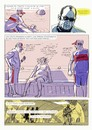 Cartoon: The X Fin Story page 5 (small) by portos tagged giannutri,sub,xfile,fini,president,chamber,of,deputie