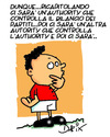 Cartoon: chi controlla il controllore? (small) by darix73 tagged finanziamenti,partiti