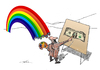 Cartoon: - (small) by zluetic tagged art