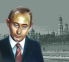 Cartoon: Putin (small) by Sigrid Töpfer tagged politiker,prominente