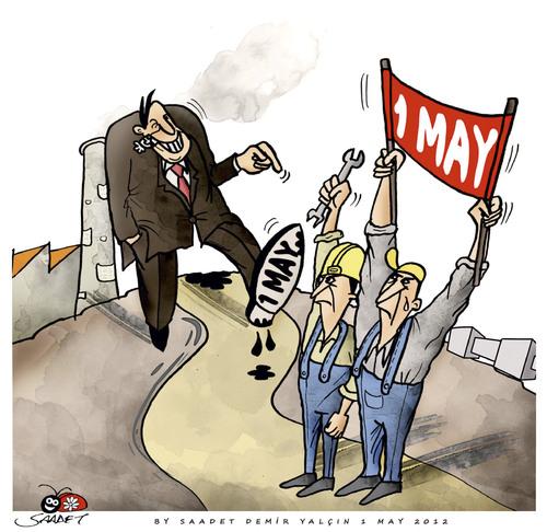 كاريكاتير بمناسبة عيد الطبقة الشغيلة 1_may_1671585